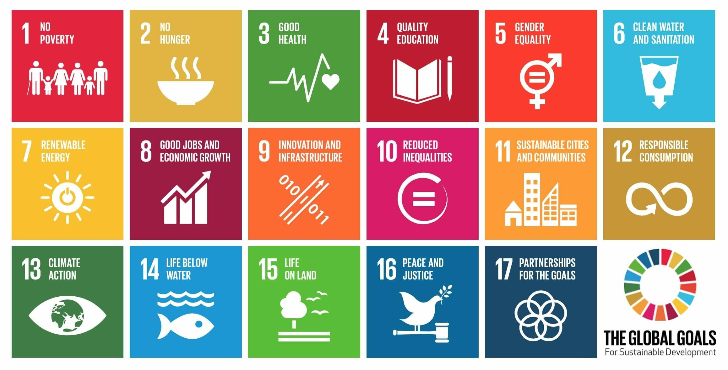 Sustainable Development Goals Professional Certificate
